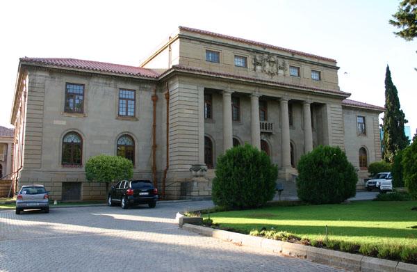 Bloemfontein High Court